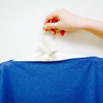 tee shirt encolure