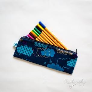tousse aux crayons
