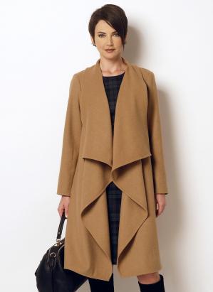 manteau Lisette pour Butterick